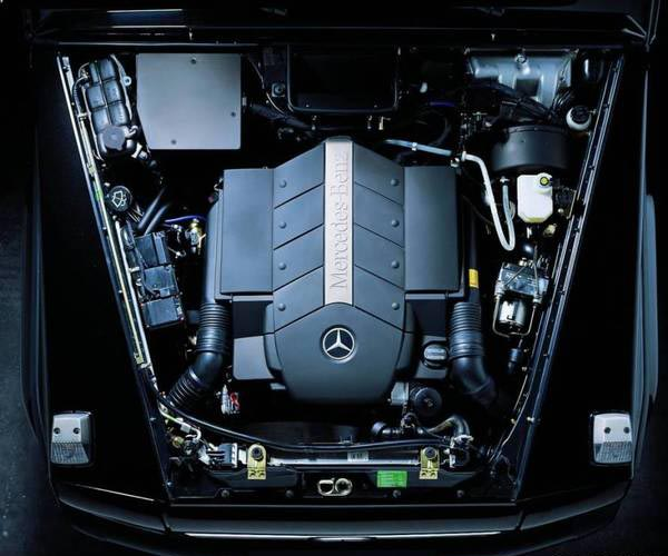 Index of mercedes benz g for Mercedes benz g class engine