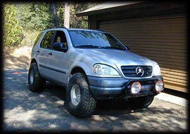 1999 mercedes ml320 tire size for Mercedes benz ml320 tires